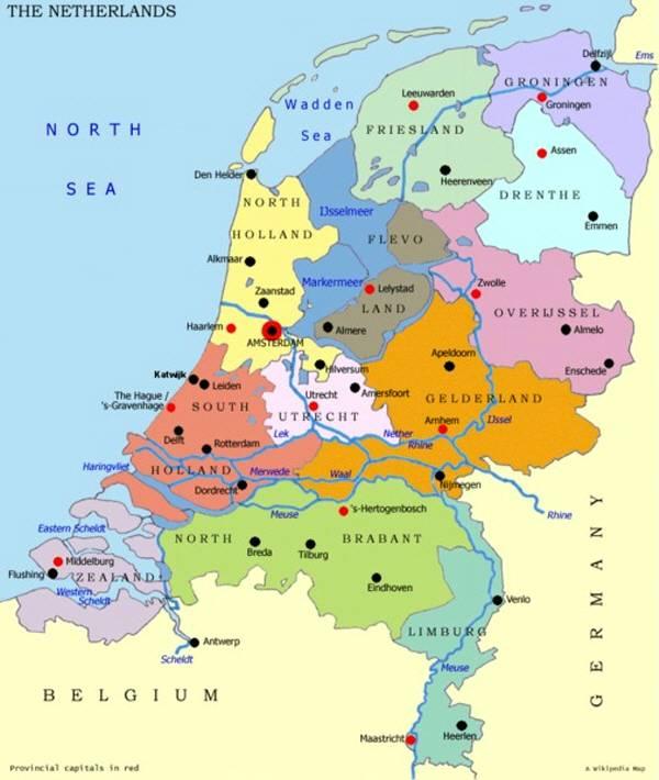 regio sex Haarlem