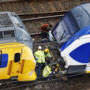 Amsterdam train crash