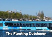 amphibious bus canal tour in Amsterdam