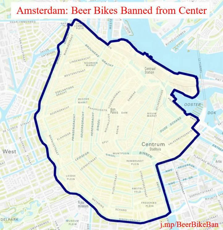 beek bike amsterdam