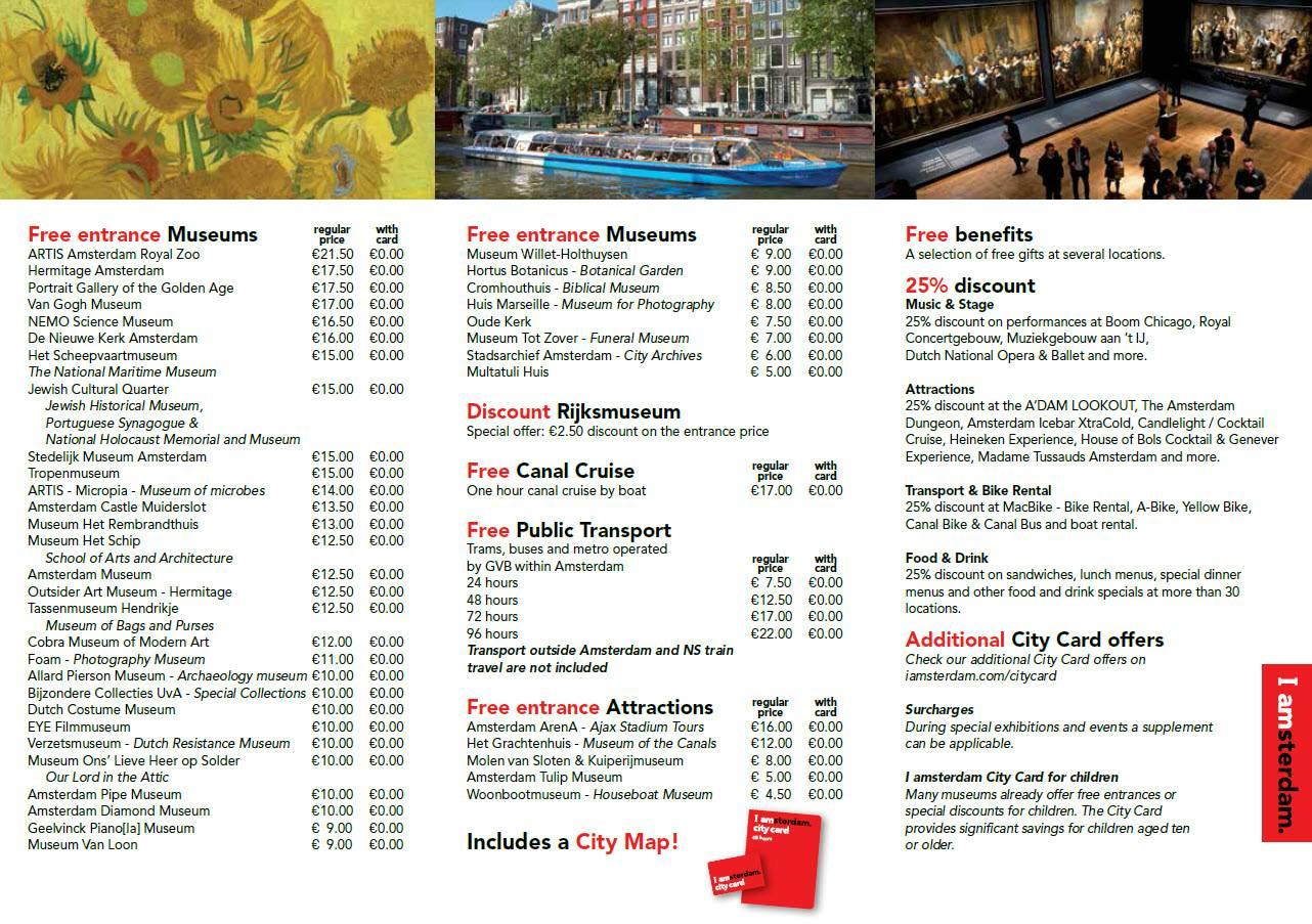 Amsterdam City Pass