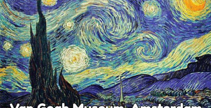 Van Gogh museum info