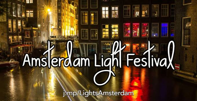 Amsterdam Light Festival 2017-2018