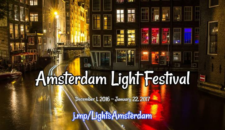 Amsterdam Light Festival Tickets