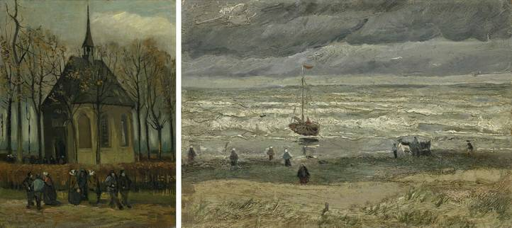Van Gogh Museum paintings