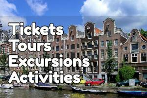 Tickets and tours in Amsterdam