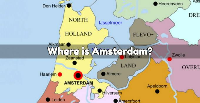 Where is Amsterdam?