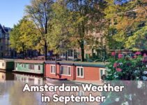 Amsterdam weather September
