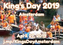 King's Day 2019 Amsterdam