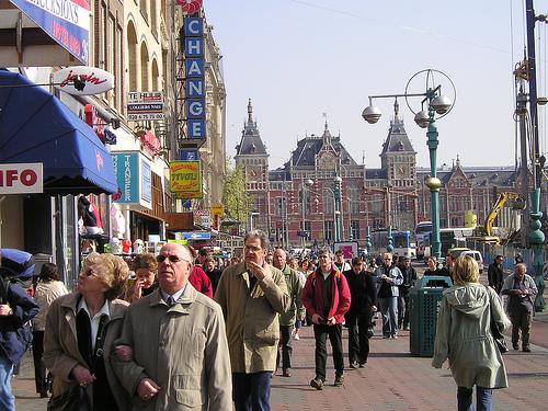 Tourists Rate Amsterdam A Solid 8 Dutchamsterdam Com