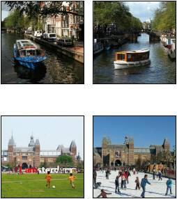 Amsterdam Memory Game