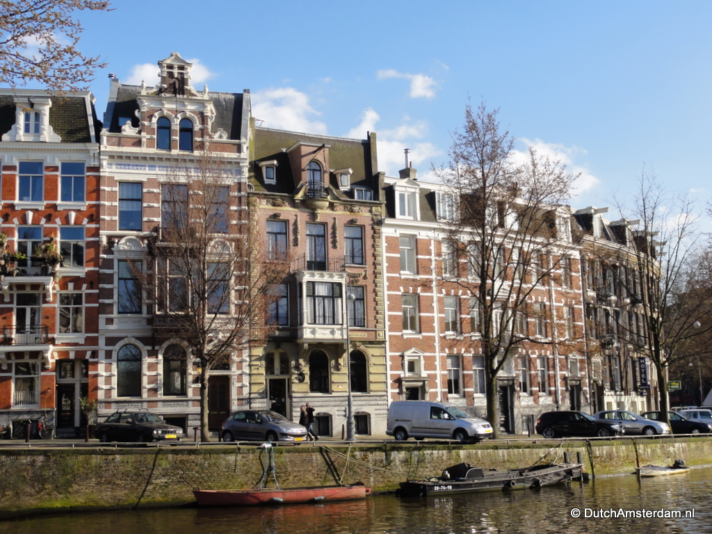 Amsterdam Apartment, Prime Location, € 600/month. Really?