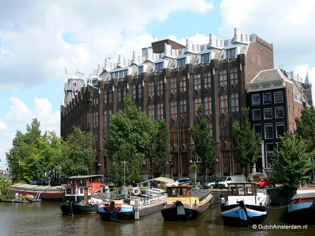 Amsterdam hotels most expensive in eurozone for Amsterdam hotel