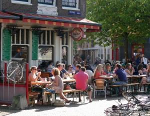 Cafe Fonteijn, Nieuwmarkt, Amsterdam