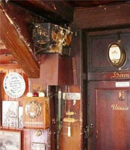 Amsterdam oldest cafe
