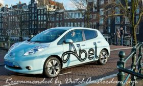 Abel Taxi Amsterdam