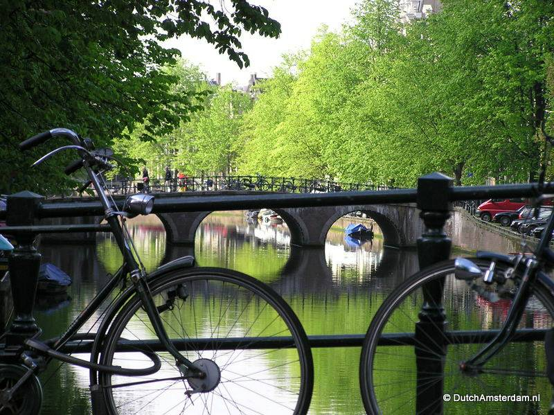 Amsterdam, city of bikes