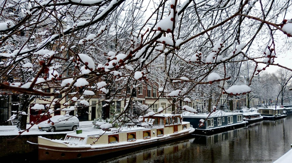 Houseboats in Amsterdam, Brouwersgracht