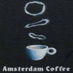 Amsterdam coffee shops (cannabis cafes)