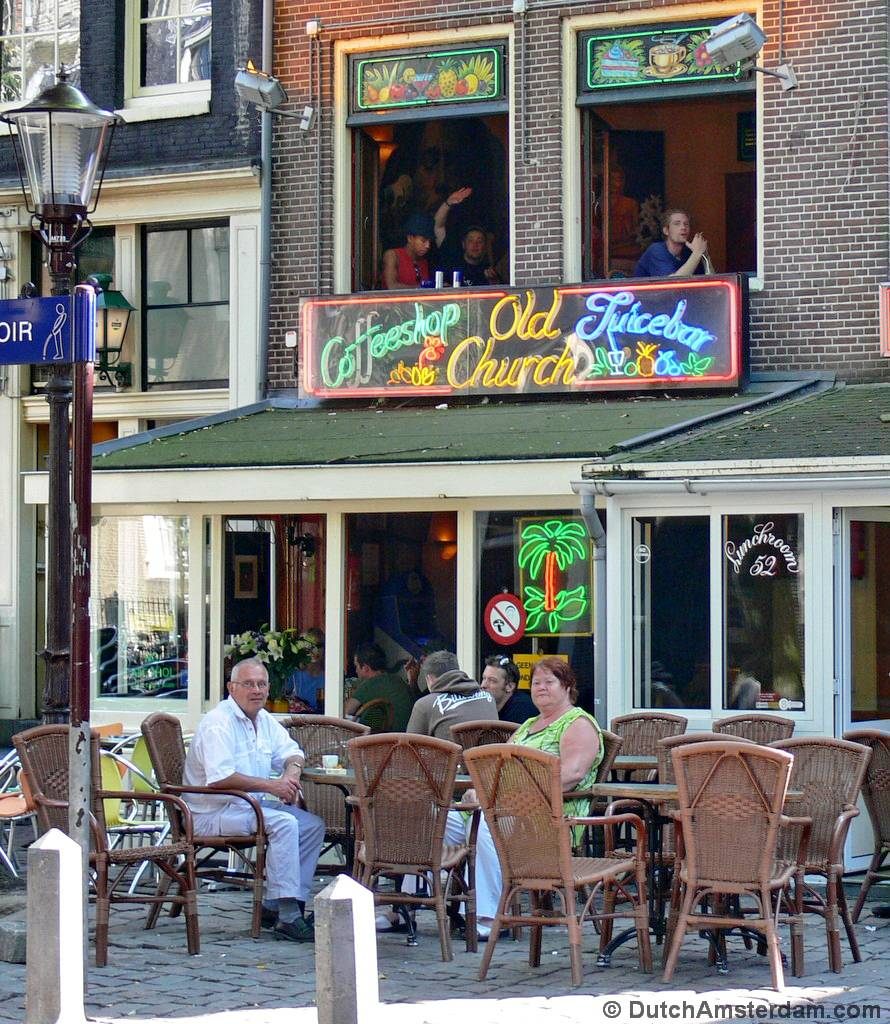 Holland Coffeeshops