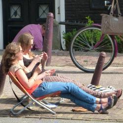 Amsterdam September Sun