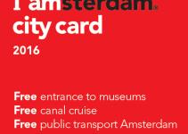 Amsterdam discount pass