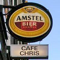 Cafe Chris, Amsterdam