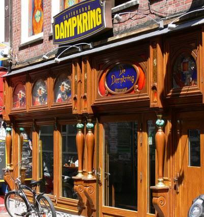 Amsterdam coffeeshop De Damkring