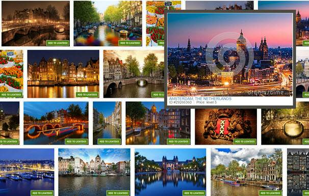 Stock photos of Amsterdam