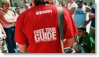 Free Walking Tour of Amsterdam