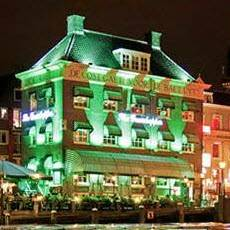Amsterdam cannabis cafe The Grasshopper