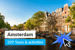 Amsterdam tours tickets