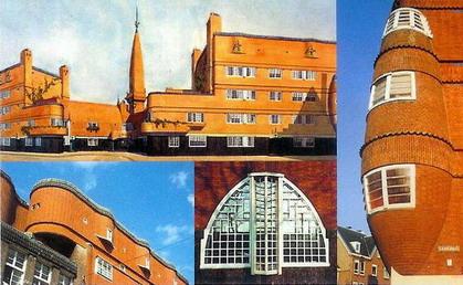 Architecture Museum Het Schip Dutchamsterdam Com