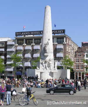 Amsterdam Grand Hotel Krasnapolsky Cancels Expansion Plans