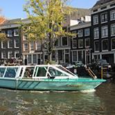 Amsterdam Museum Boat