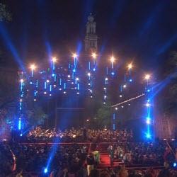 Prinsengrachtconcert 2013 Amsterdam