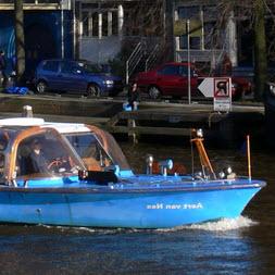 Amsterdam Tourboat