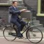Amsterdam bike to work