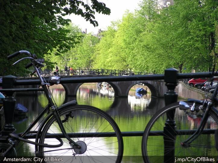 Amsterdam bicycles