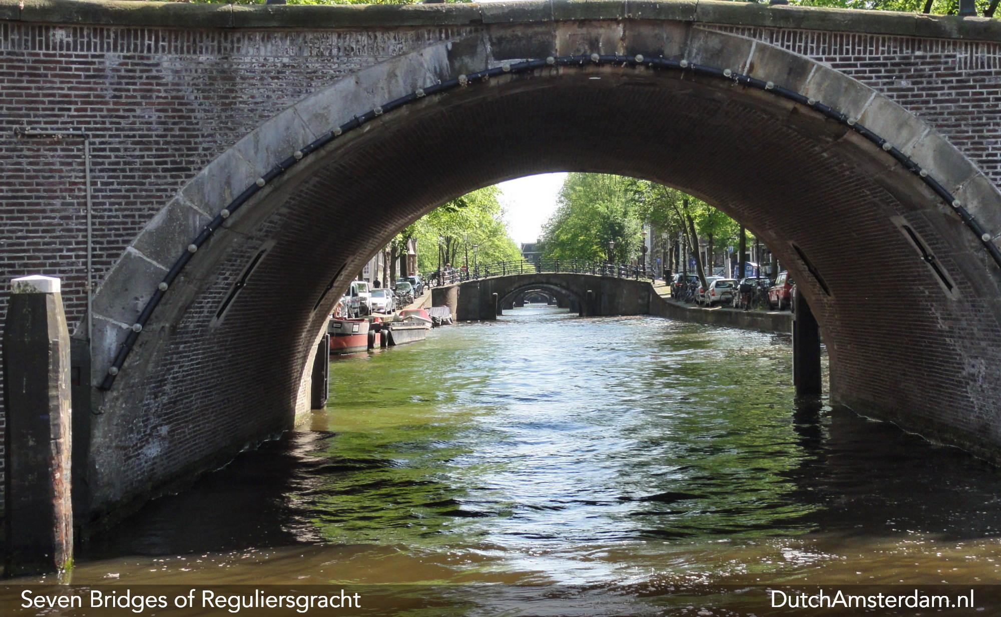 Seven Bridges of Reguliersgracht