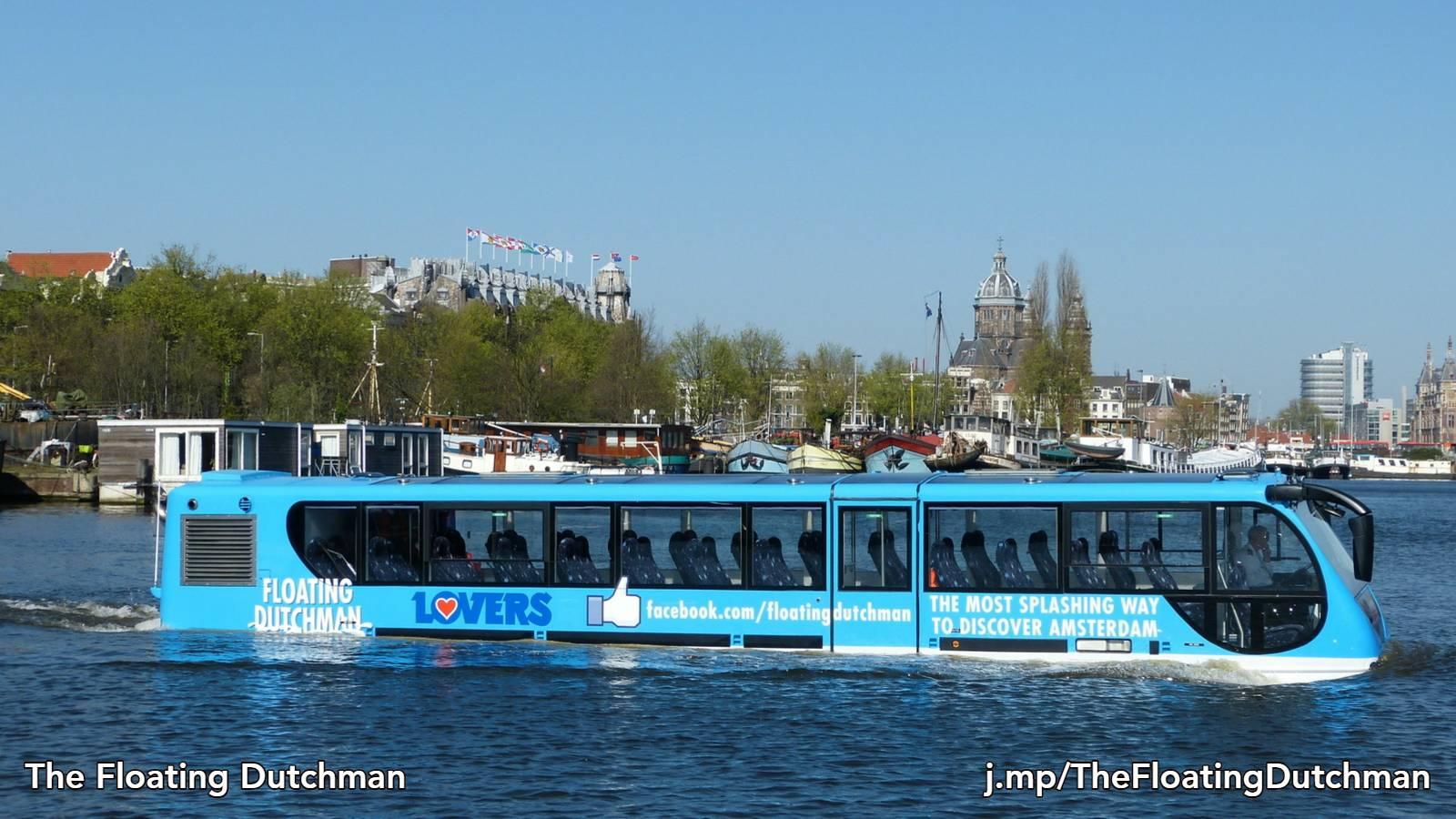 Floating Dutchman tours