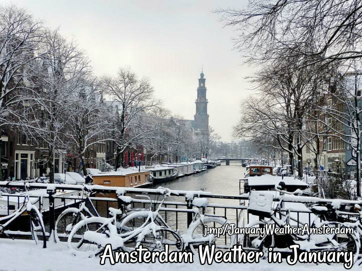 snow on prinsengracht, Amsterdam