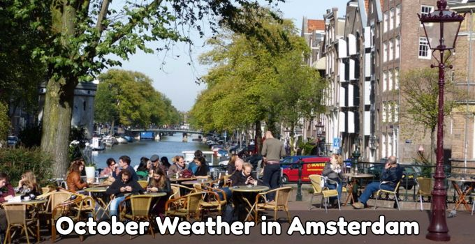 Weather Amsterdam in October