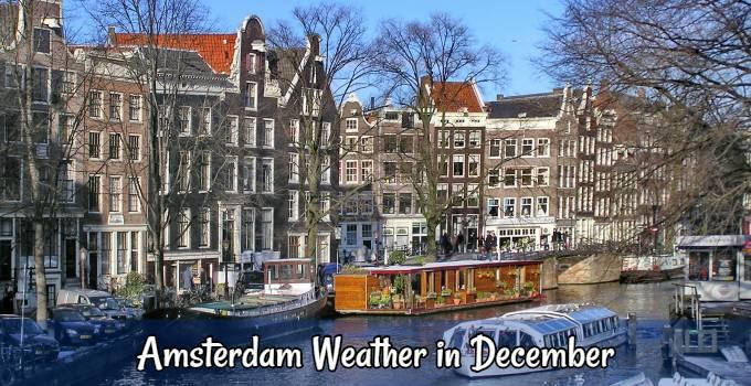 December weather Amsterdam