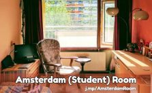 Amsterdam student room rent