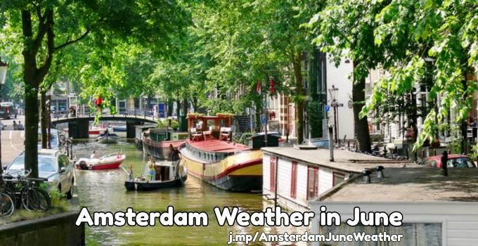 Amsterdam Weather In June
