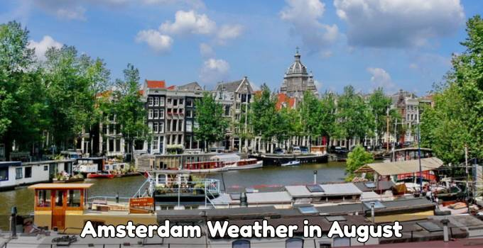 Amsterdam Weather In August