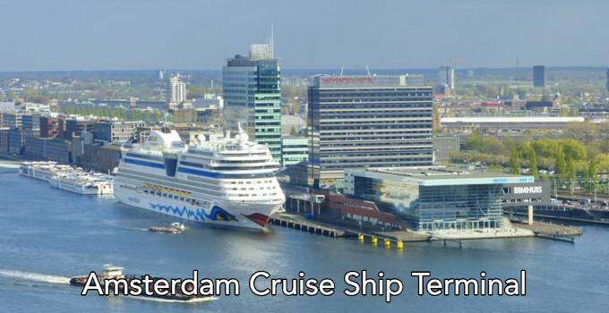 Directions To Passenger Terminal Amsterdam - Cruise Ships | DutchAmsterdam.com