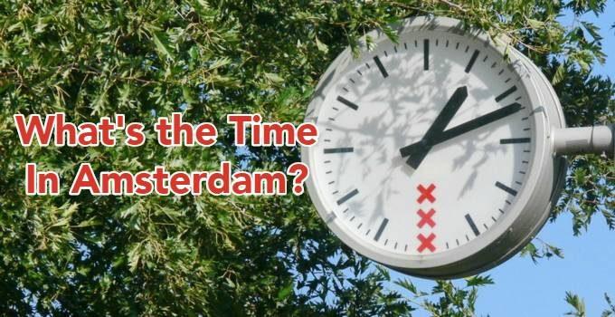 Amsterdam time