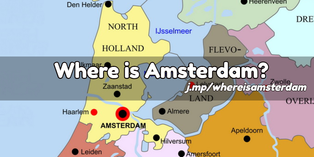 Where is Amsterdam? | DutchAmsterdam.com